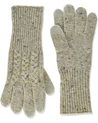 Pendleton Cable Gloves - Green