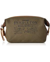 Pendleton Canvas Essentials Pouch - Green