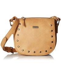 Roxy Stand As Love Handbag - Natural
