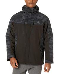 Reebok Softshell Systems Jacket - Black