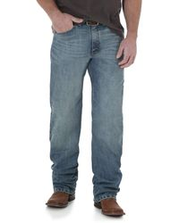 Wrangler 20x 01 Competition Relaxed Fit Jean - Blue