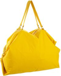 LeSportsac Passerby Large Satchel,lemon,one Size - Yellow