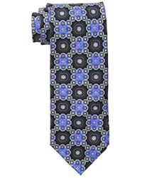 Geoffrey Beene - Big-tall At All Hours Neat Tie - Lyst