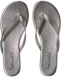 Splendid Shyanne Flip-flop - Metallic
