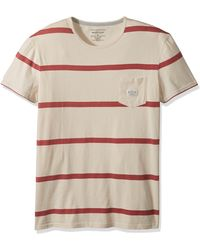 Quiksilver New, Mineral Red Maxed, Xxl - Natural