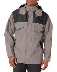 Dickies Pro Jasper Extreme Coat - Gray