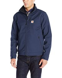 Carhartt Crowley Jacket (regular And Big & Tall Sizes) - Blue