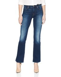 7 For All Mankind 79 Bootcut Jean - Blue