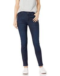 Amazon Essentials - New Skinny Jean Dark Wash - Lyst
