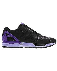 hot sale online bfa33 aab7f adidas Originals - Zx Flux Fashion Sneaker - Lyst