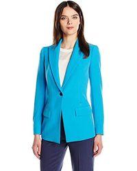 da4a8fc1fe7 Lyst - Louben Peak Lapel Suit Jacket (plus Size)