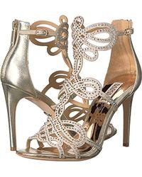 Badgley Mischka - Teri Dress Sandal - Lyst