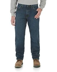 Wrangler - Riggs Workwear Fr Relaxed Fit Jean - Lyst