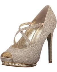Adrianna Papell - Golda Dress Pump - Lyst