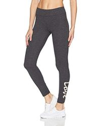 Marc New York - Long Legging With Graphic - Lyst