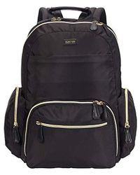 "Kenneth Cole Reaction - Sophie Silky Nylon 15.0"" Laptop & Tablet Anti-theft Rfid Backpack - Lyst"