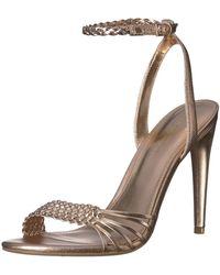Ivanka Trump Holie Heeled Sandal - Multicolor