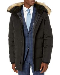 Vince Camuto - Down Warm Winter Coat Parka - Lyst