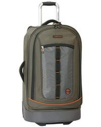 "Timberland - 26"" Wheeled Duffle Luggage Bag - Lyst"