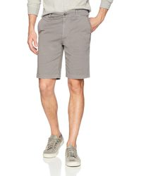 Hudson Jeans Jeans Clint Chino Shorts - Gray