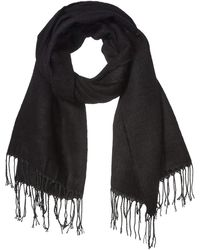 Amazon Essentials Blanket Scarf - Black
