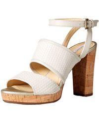 Geox Mauvelle 6 Heeled Sandal - Multicolor