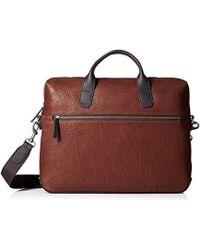 8c420f6aafa Topo Designs Mountain Briefcase (black) Briefcase Bags for Men - Lyst