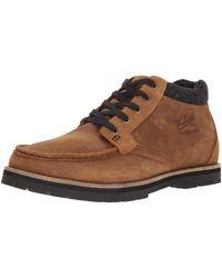 Woolrich Yaktak Chukka Boot - Brown