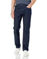 Nautica Relaxed Fit Jean Pant - Blue