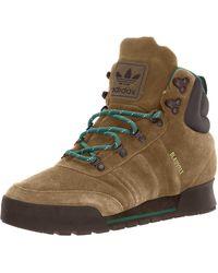 adidas Originals Jake Boot 2.0 Hiking Shoe - Brown