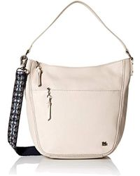The Sak - The Cole Valley Hobo Bag, Stone - Lyst