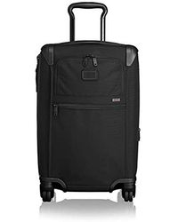 Tumi - - Alpha 2 - 4 Wheeled Expandable International Carry-on Luggage - Lyst