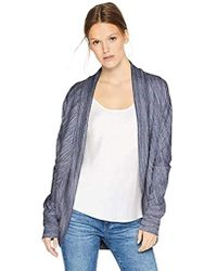 Daily Ritual - Terry Cotton And Modal Cocoon Sweatshirt - Lyst
