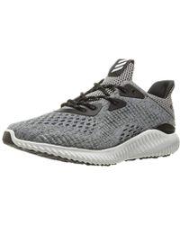 8334f5eb24d3d Lyst - adidas Originals Adidas Performance Alphabounce Hpc W Running ...