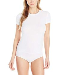 Only Hearts - Featherweight T-shirt Bodysuit - Lyst