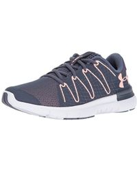 info for b96a9 9d8af Under Armour Thrill 3 Running Shoe in Red - Lyst
