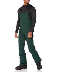 Volcom Rain Gore-tex Bib Overall Pant - Black