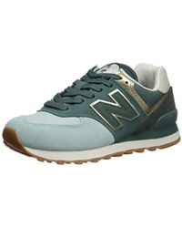 brand new fb705 008c2 Asics Gel-kayano Trainer Agave Green/ Agave Green in Green ...