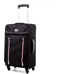 Tommy Hilfiger Casual Xl Softside Spinner Luggage - Black