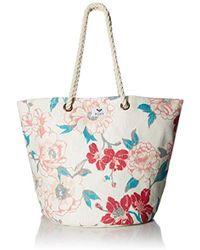 Roxy Sunseeker Tote Bag - Multicolor