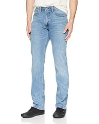 d0a5e19d Lyst - Levi'S 504 Regular-fit Straight Jeans in Blue for Men