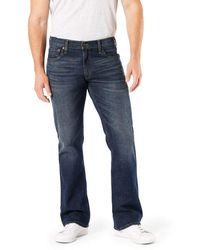 Signature by Levi Strauss & Co. Gold Label Bootcut Jeans - Blue
