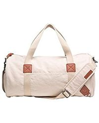 Alternative Apparel Duffel Bag, Sand - Natural