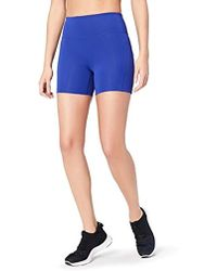 Core 10 - (xs-3x) 'race Day' High Waist Run Compression Short With Pockets - Lyst