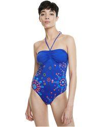 Desigual - Swimwear One-piece - Lyst