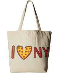 Circus by Sam Edelman Graphic Tote - Blue