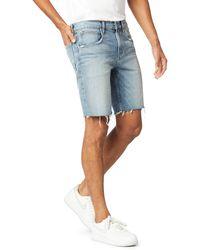 Hudson Jeans Jeans Cut Off Shorts - Blue