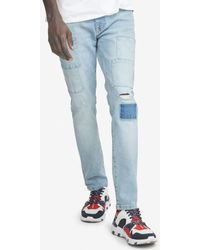Tommy Hilfiger Thd Slim Tapered Fit Jeans - Blue