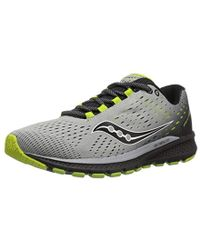 Lyst Saucony Breakthru 3 Running Shoe in Blue for Men