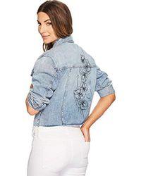 Joe's Jeans - Cut Off Jacket - Lyst